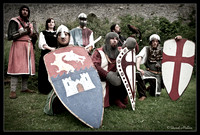 Reenactment Team Cahir